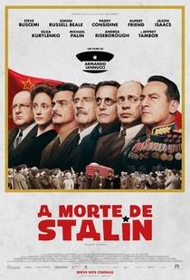 A Morte de Stalin - Poster / Capa / Cartaz - Oficial 14