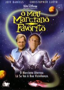 Meu Marciano Favorito - Poster / Capa / Cartaz - Oficial 1