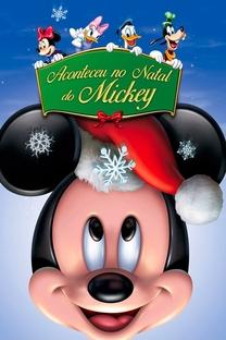 Aconteceu no Natal do Mickey - Poster / Capa / Cartaz - Oficial 4