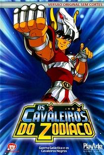 Os Cavaleiros do Zodíaco (Saga 1: Santuário) - Poster / Capa / Cartaz - Oficial 2