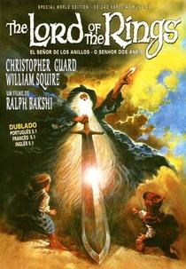 O Senhor dos Anéis - Poster / Capa / Cartaz - Oficial 6