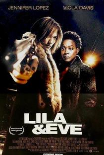 Lila & Eve: Unidas Pela Vingança - Poster / Capa / Cartaz - Oficial 2