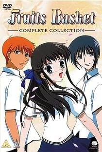 Fruits Basket - Poster / Capa / Cartaz - Oficial 25