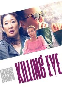 Killing Eve (1ª Temporada) - Poster / Capa / Cartaz - Oficial 3