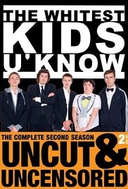 The Whitest Kids U' Know - Poster / Capa / Cartaz - Oficial 1