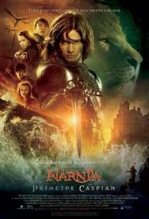 As Crônicas de Nárnia: Príncipe Caspian - Poster / Capa / Cartaz - Oficial 1