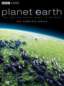 Planeta Terra - Poster / Capa / Cartaz - Oficial 1