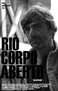 Rio Corpo Aberto - Poster / Capa / Cartaz - Oficial 1