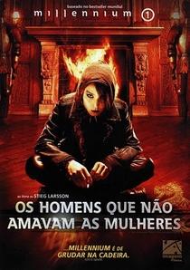 Millennium I - Os Homens que não Amavam as Mulheres - Poster / Capa / Cartaz - Oficial 7