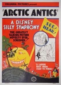 Arctic Antics - Poster / Capa / Cartaz - Oficial 1