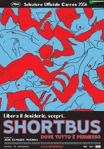 Shortbus - Poster / Capa / Cartaz - Oficial 3
