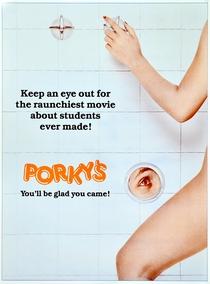 Porky's - A Casa do Amor e do Riso - Poster / Capa / Cartaz - Oficial 1