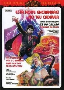 Esta Noite Encarnarei no Teu Cadáver - Poster / Capa / Cartaz - Oficial 2