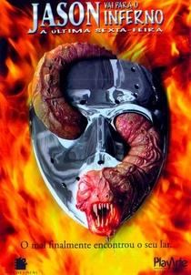 Jason Vai para o Inferno: A Última Sexta-Feira - Poster / Capa / Cartaz - Oficial 3