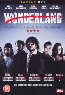 Crimes em Wonderland - Poster / Capa / Cartaz - Oficial 5