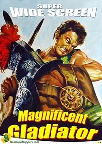 Il Magnifico Gladiatore - Poster / Capa / Cartaz - Oficial 4