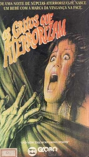 Os Gritos que Aterrorizam - Poster / Capa / Cartaz - Oficial 3