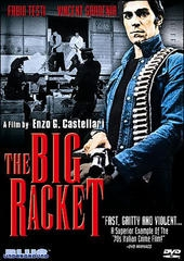 The Big Racket - Poster / Capa / Cartaz - Oficial 2