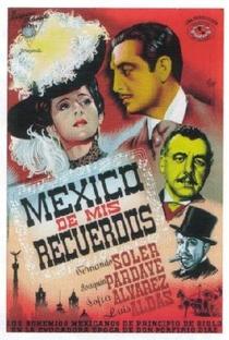 México de mis recuerdos - Poster / Capa / Cartaz - Oficial 1