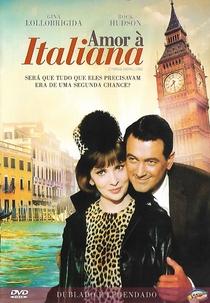 Amor à Italiana - Poster / Capa / Cartaz - Oficial 5