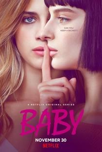Baby (1ª Temporada) - Poster / Capa / Cartaz - Oficial 1