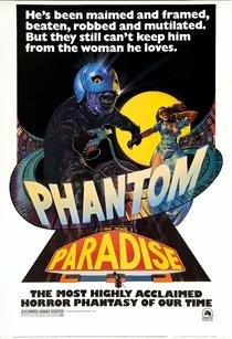 O Fantasma do Paraíso - Poster / Capa / Cartaz - Oficial 3
