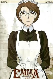 Eikoku Koi Monogatari Emma (1ª Temporada) - Poster / Capa / Cartaz - Oficial 9