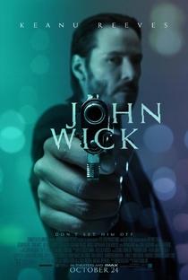 John Wick: De Volta ao Jogo - Poster / Capa / Cartaz - Oficial 1