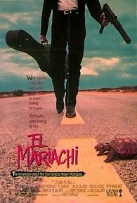 El Mariachi - Poster / Capa / Cartaz - Oficial 1