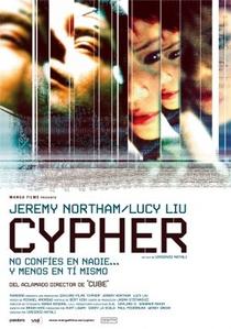 Cypher - Poster / Capa / Cartaz - Oficial 1