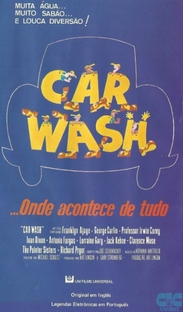 Car Wash - Onde Acontece de Tudo - Poster / Capa / Cartaz - Oficial 2