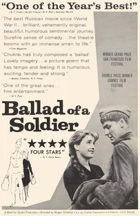 A Balada do Soldado  - Poster / Capa / Cartaz - Oficial 7