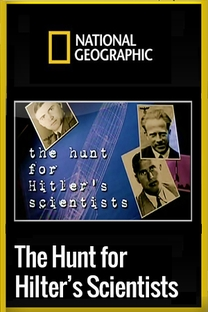 Ciêntistas Nazistas - Poster / Capa / Cartaz - Oficial 1
