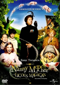 Nanny McPhee - E As Lições Mágicas - Poster / Capa / Cartaz - Oficial 6