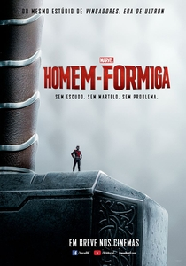 Homem-Formiga - Poster / Capa / Cartaz - Oficial 11