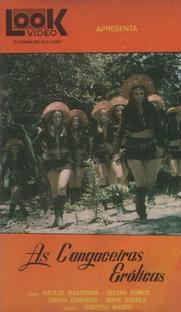 As Cangaceiras Eróticas - Poster / Capa / Cartaz - Oficial 1
