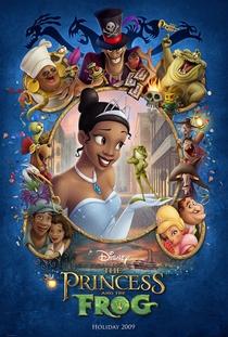 A Princesa e o Sapo - Poster / Capa / Cartaz - Oficial 7