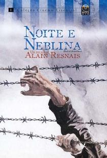 Noite e Neblina - Poster / Capa / Cartaz - Oficial 2