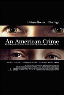Um Crime Americano - Poster / Capa / Cartaz - Oficial 1