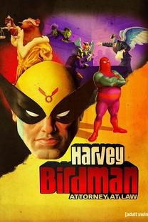 Harvey, o Advogado (3ª Temporada) - Poster / Capa / Cartaz - Oficial 1