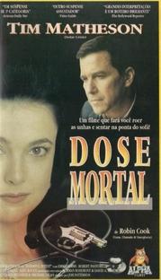 Dose Mortal - Poster / Capa / Cartaz - Oficial 2