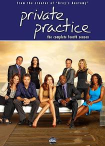 Private Practice (4ª temporada) - Poster / Capa / Cartaz - Oficial 1