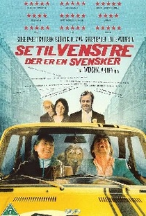 Se til venstre der er en svensker - Poster / Capa / Cartaz - Oficial 1