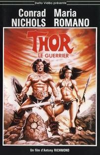 Thor, o Conquistador - Poster / Capa / Cartaz - Oficial 2