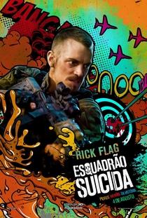 Esquadrão Suicida - Poster / Capa / Cartaz - Oficial 62