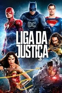 Liga da Justiça - Poster / Capa / Cartaz - Oficial 25