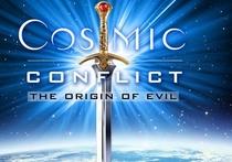 O Conflito Cósmico - A origem do mal - Poster / Capa / Cartaz - Oficial 1