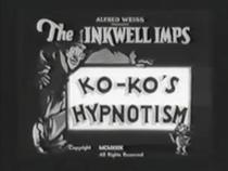 Ko-Ko's Hypnotism - Poster / Capa / Cartaz - Oficial 1