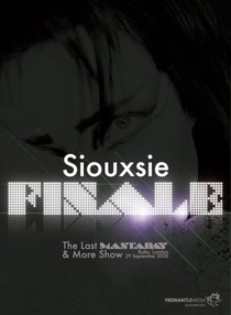 Siouxsie - Finale: The Last Mantaray And More Show - Poster / Capa / Cartaz - Oficial 1