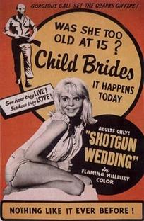 Shotgun Wedding - Poster / Capa / Cartaz - Oficial 2
